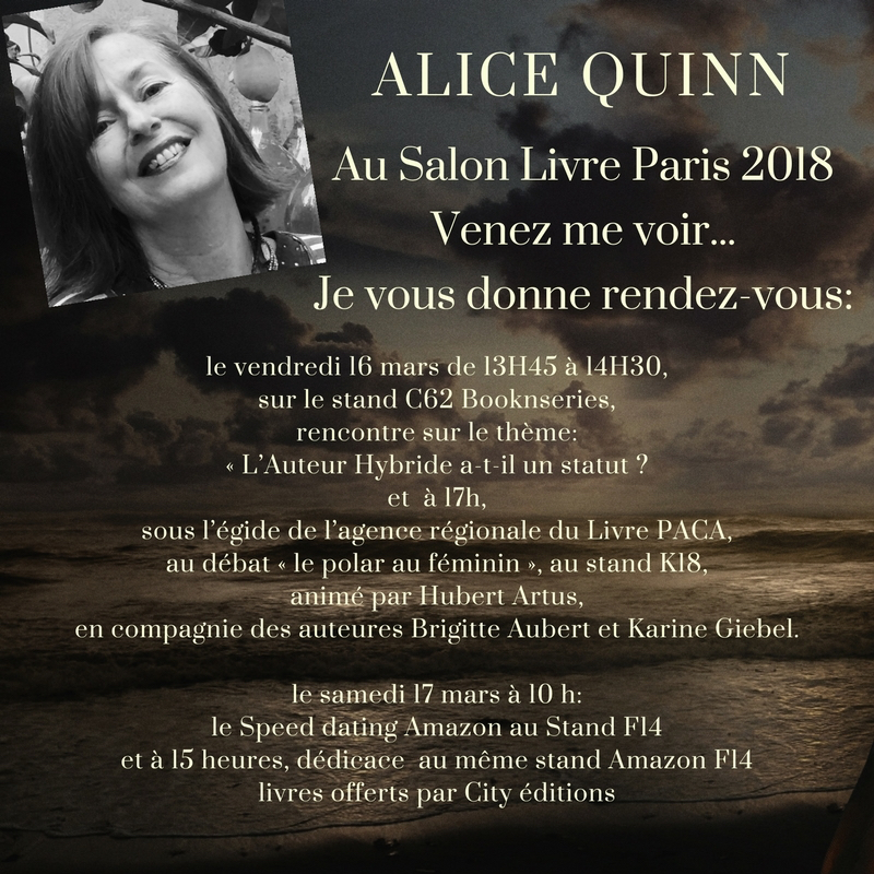 un bain de livres et de rencontres au salon livre paris 2018 h te de vous voir alice quinn. Black Bedroom Furniture Sets. Home Design Ideas